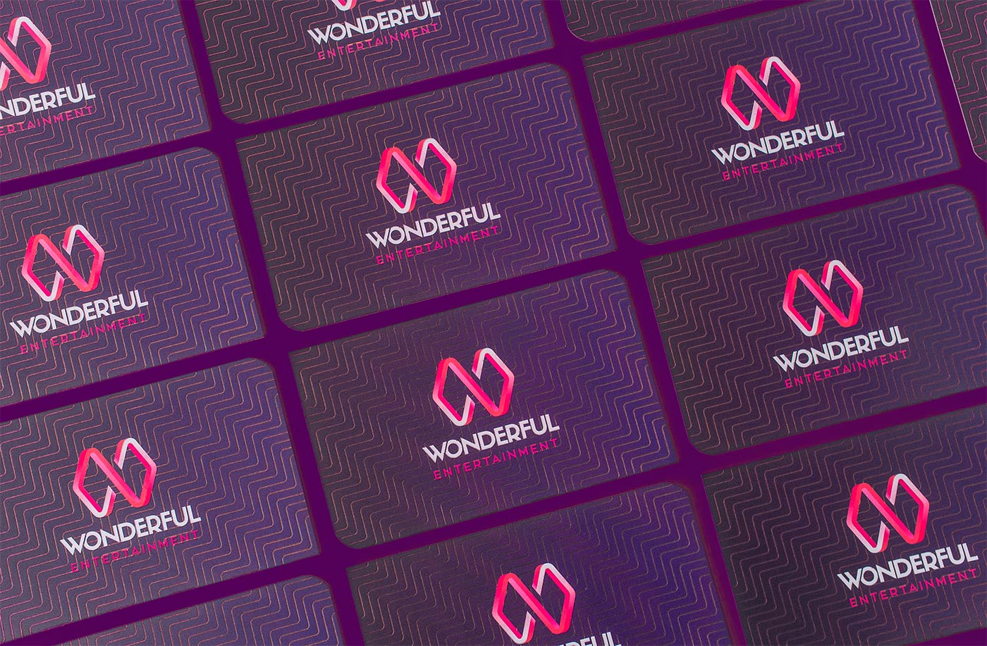 Outfit Branding & Design Wonderful Business Cards